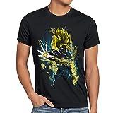 CottonCloud Power of Goku Herren T-Shirt dragon Z vegeta roshi ball