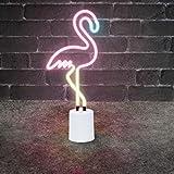 Lampe Neon Flamingo groß–Sunny Life–s8onelfe