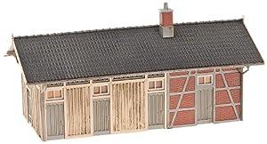 Faller - Edificio industrial de modelismo ferroviario H0 escala 1:87 (F120210)