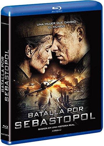 La batalla por Sebastopol [Blu-ray]