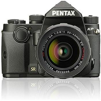 Pentax KP Digital SLR Camera (Black) Body Only