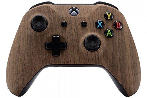Holz Xbox One S un-modded Custom Controller Einzigartiges Design (mit 3,5Klinke)