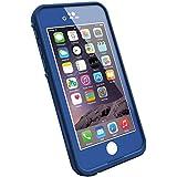 LifeProof frè wasserdichte Schutzhülle für Apple iPhone 6, soaring-blue