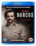 Narcos Season 1 (3 Blu-Ray) [Edizione: Regno Unito] [Edizione: Regno Unito]