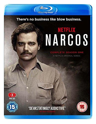 Narcos Season 1 [Blu-ray] [UK Import] Preisvergleich