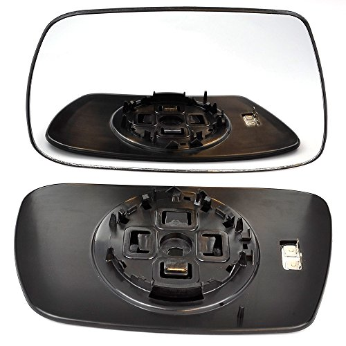 left-passenger-side-wing-door-clip-on-mirror-glass-for-jeep-grand-cherokee-2004-2009-heat