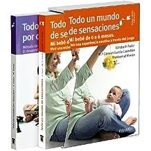 Estuche Todo Un Mundo: De Sensaciones Y Por Descubrir (Guías Para Padres Y Madres)