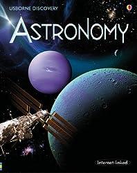 Astronomy (Usborne Discovery)