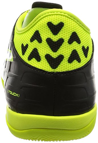 Puma Evotouch 3 It, Chaussures de Football Compétition Homme Noir - Schwarz (black-white-safety yellow 01)