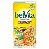 Belvita Breakfast Biscuits Crunchy Hazelnut (6x50g) 300g