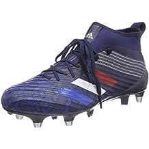 huge selection of 563d7 3a346 adidas Predator Flare (SG), Chaussures de Football américain Homme