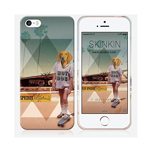 iPhone SE Case, Cover, Guscio Protettivo - Original Design : iPhone SE Case