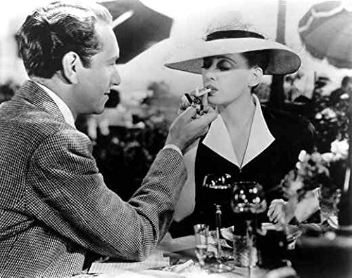 Price comparison product image Photo Davis, Bette Now, Voyager 01 A4 10x8 Poster Print