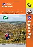 Dartmoor (OS Explorer Map)