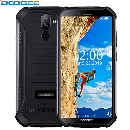 Doogee s40 smartphone - ip68/ip69k impermeabile robusto outdoor cellulari offerte android 9.0 mtk6739 quad core display da 5,5