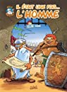 Il était une fois l'homme, tome 4 : Rome par Gaudin