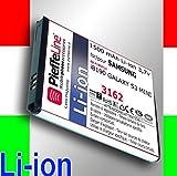 Akku für 2000mAh Li-Ion für Sony Xperia S V Typ BA800Typ LT25i LT26i