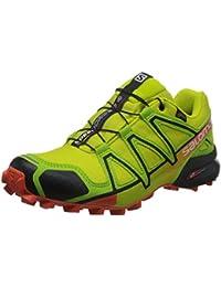 Salomon Speedcross 4 Gtx, Chaussures de Trail Homme, Rouge