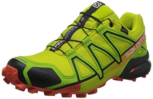 Salomon Speedcross 4 Gtx, Zapatillas de Running para Asfalto para Homb