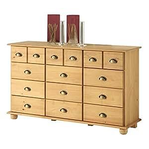 kommode apothekerschrank landhauskommode sideboard colmar. Black Bedroom Furniture Sets. Home Design Ideas
