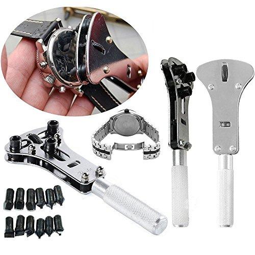 Sopoby Uhrenwerkzeug Set 147tlg Tasche Reparatur Set - 8