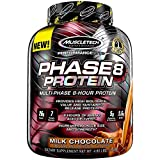 MuscleTech Phase 8 Whey Protein (2.09Kg, Chocolate)