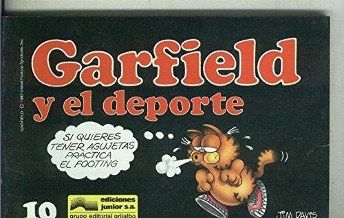 Garfield de Jim Davis numero 10: Y el deporte