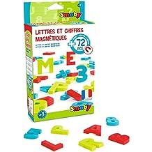 SMOBY 430102–72magnética letras y números