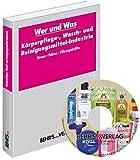 Wer und Was - Körperpflege-, Wasch- und Reinigungsmittel-Industrie 2012: CD-ROM ohne Exportfunktion inkl. Branchenbuch