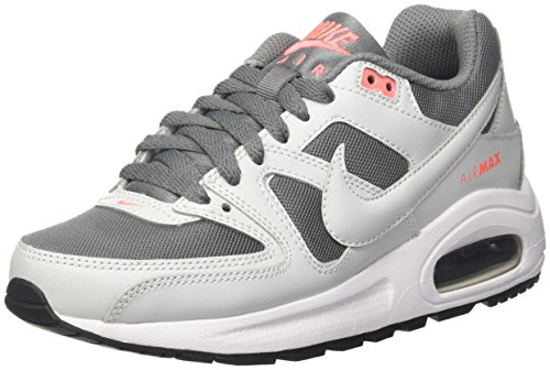 low priced 97c07 e7671 NIKE Air Max Command Flex (GS), Scarpe Running Bambino, (Cool Grey