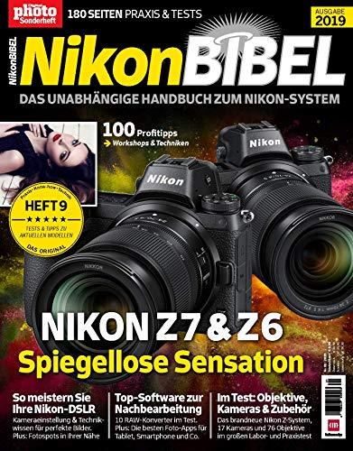 Nikon Bibel 2019 - Handbuch für Ihre Nikon Kamera