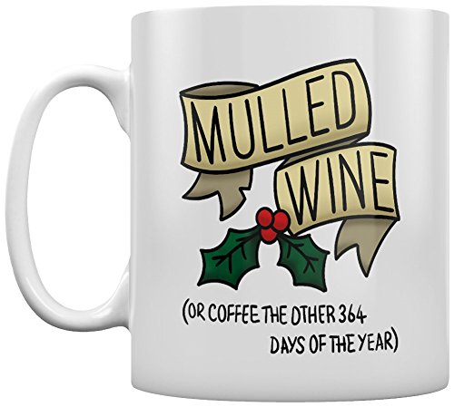 Tasse Mulled Wine blanc