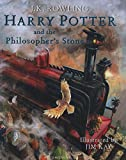 Harry Potter and the Philosopher's Stone. Illustrated Edition (Harry Potter Illustrated Edtn, Band 1)