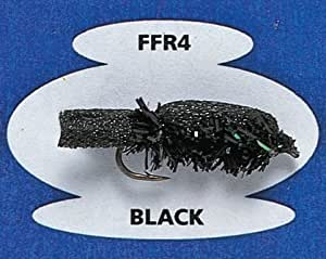 BLACK FLOATING FRITZ FRY LS/10 - FFR4/LS10