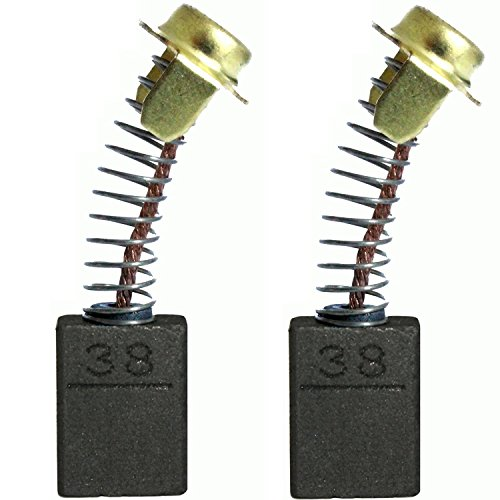 Carbon brushes Motor brushes Carbon brushes for Hitachi 7x13x17mm Type 999-038