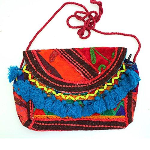gall&zick , Borsa Messenger , Bild 5 (multicolore) - BG-101e Bild 7