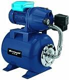 Einhell BG-WW 636 Hauswasserwerk, 600 Watt, 3600 l/h Fördermenge, 20 l Behälter, Manometer