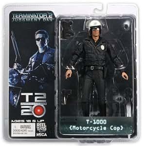 Neca - Figurine Terminator T-1000 18cm - 0634482398579