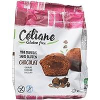 Céliane Moelleux Cœur Chocolat 210 g - Lot de 3