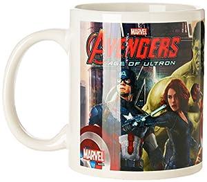Distribución Semic - Smug080 - Muebles y Decoración - 2 Vengadores Taza: Age of Ultron - Grupo 2 Iron Man