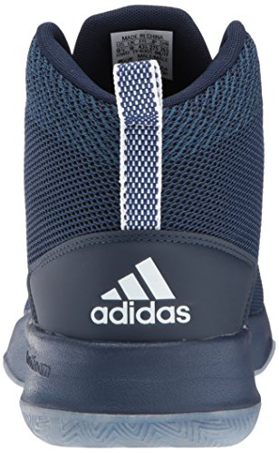 Adidas Neo Hoops Vs Mid Shoes Unboxing!!!!!!!! (Blue)