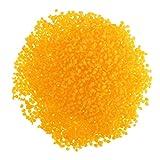 MagiDeal 100% reine Bienenwachs Pastillen , 500 g, für Kosmetik Kerzen Cremes Salben Seifen - Gelb, 500g