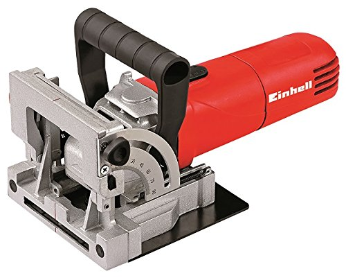 51Ok%2BuzqnBL - Einhell TC-BJ 900 Complete Biscuit Jointer with Dust Bag