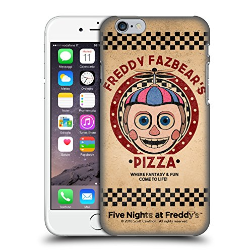 Official Five Nights At Freddy's Balloon Boy Freddy Fazbear's Pizza Hard Back Case for iPhone 6 / iPhone 6s