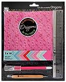 Toga OU100 Kit de Découverte de l'Origami Papier Multicolore 21 x 26 x 1 cm...