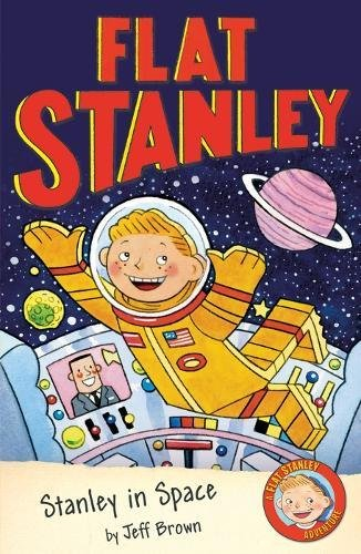Flat Stanley in Space (Stanley Lambchop Adventure)