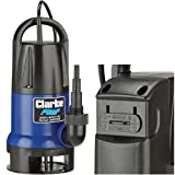Clarke PSV5A Pump With Integrated Float Switch