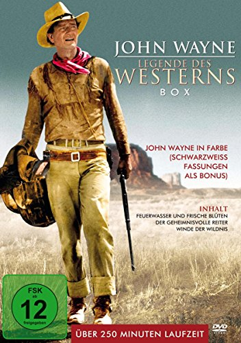 John Wayne - Legende des Westerns Edition
