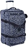 Kipling TEAGAN M Bagage cabine, 66 cm, 74 liters, Multicolore (Soft Feather)