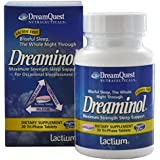 Nature's Plus, Dreaminol x30tabs avec Theanine, 5-HTP / 5HTP & Caséine Decapeptides